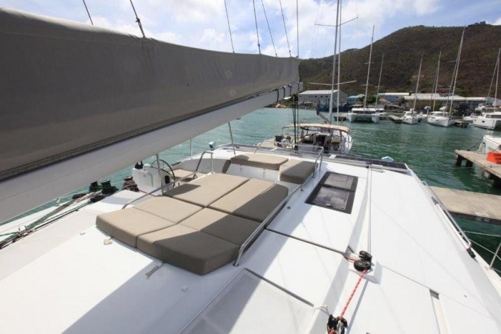 Fountaine Pajot Helia 44 Evolution between personal and professional Road Town