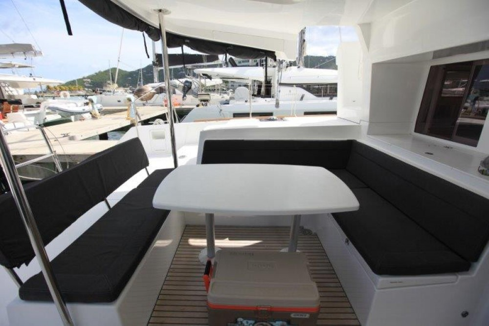 Hire Catamaran with or without skipper  Road Town