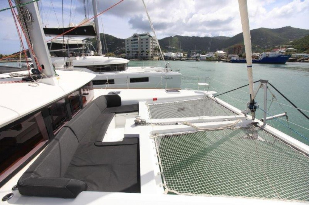 Rental yacht Road Town -  Lagoon 450 on SamBoat