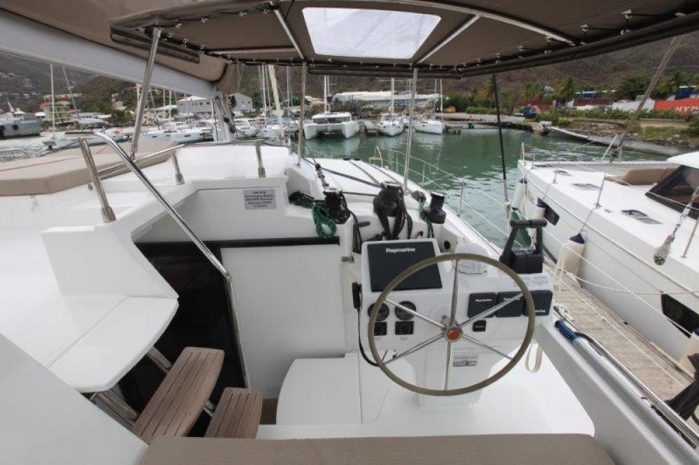 Rental yacht Road Town -  Saba 50 on SamBoat