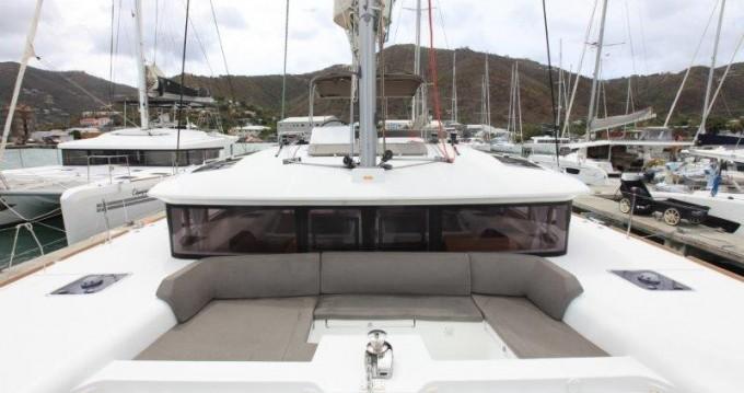 Rental yacht Tortola - Lagoon Lagoon 450 on SamBoat