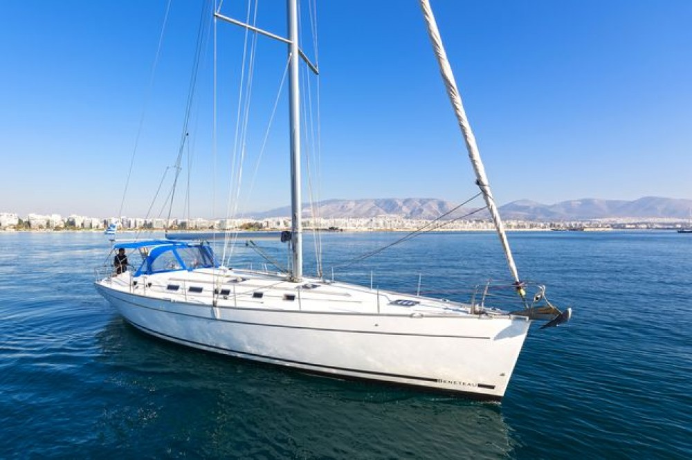 Bénéteau Cyclades 50.5 between personal and professional