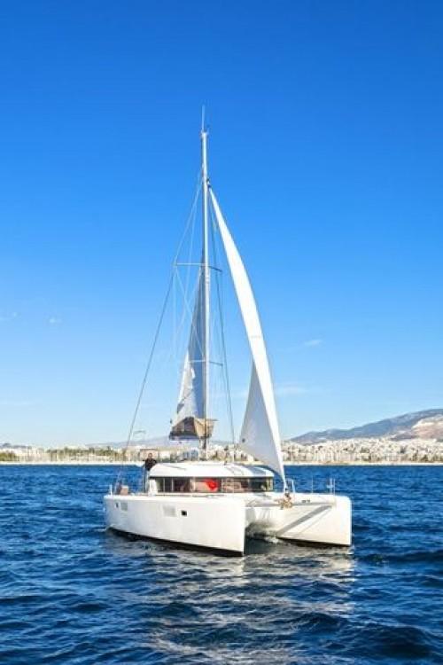 Rental yacht Athens - Lagoon Catamaran Lagoon 39 on SamBoat