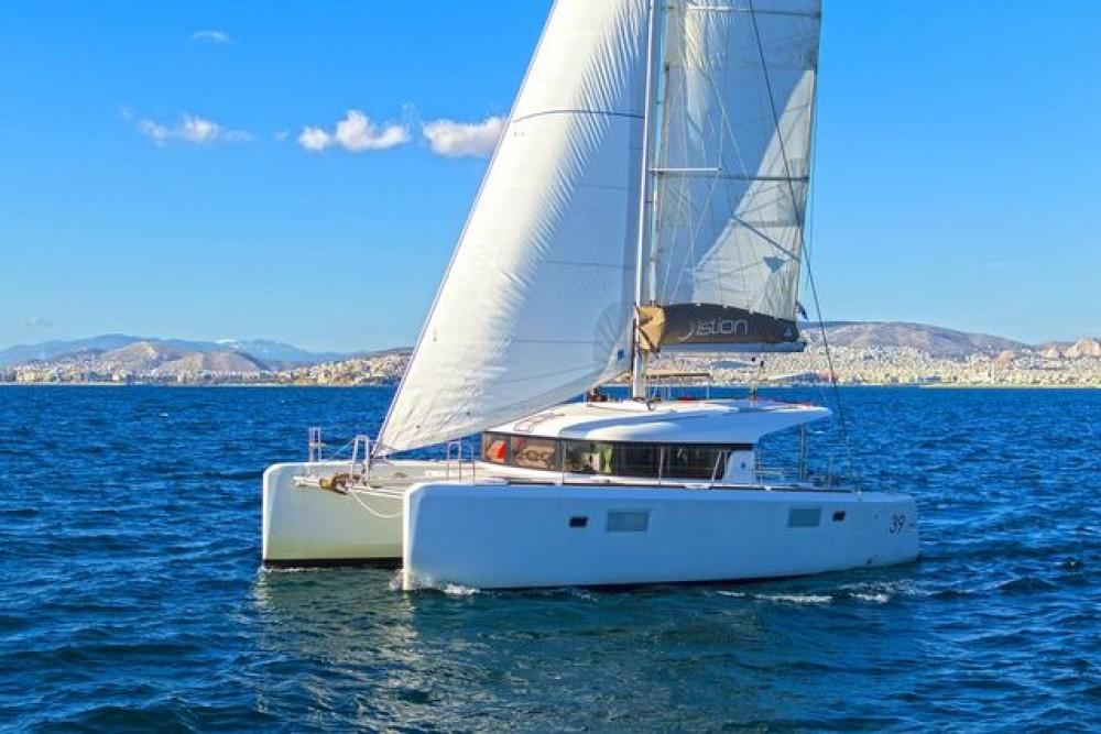 Rent a Lagoon Catamaran Lagoon 39 Athens