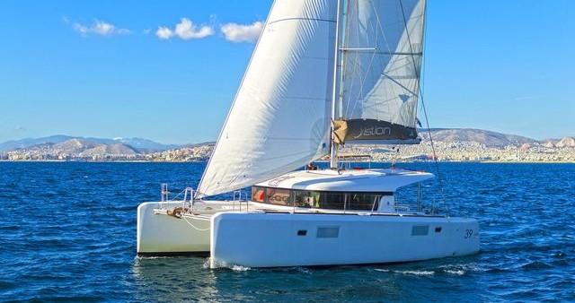 Rental yacht Athens - Lagoon Lagoon 39 on SamBoat