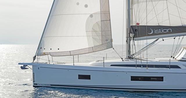 Boat rental  Oceanis 51.1 in Municipal Unit of Apollonioi on Samboat