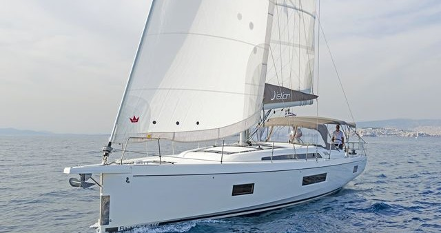 Hire Sailboat with or without skipper  Municipal Unit of Apollonioi