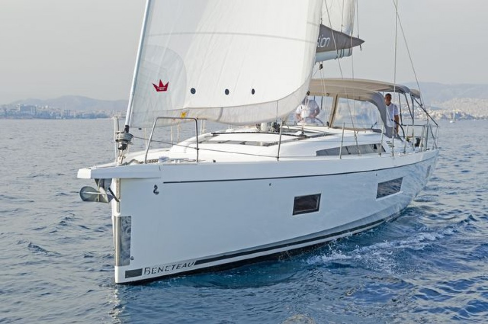 Rental yacht Peloponnese, Western Greece and the Ionian -  Oceanis 51.1 on SamBoat