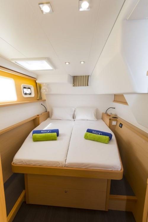 Rental yacht Athens -  Lagoon 450 F on SamBoat