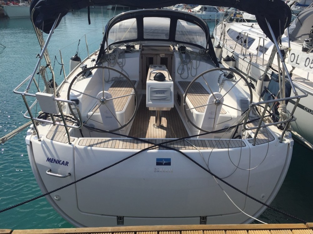 Sailboat for rent Rosignano Marittimo at the best price