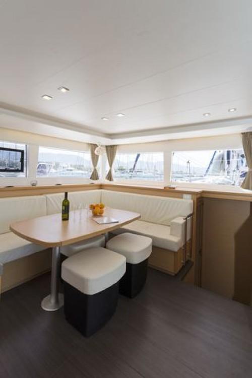 Rental yacht Peloponnese, West Greece and Ionian Sea -  Lagoon 450 F on SamBoat