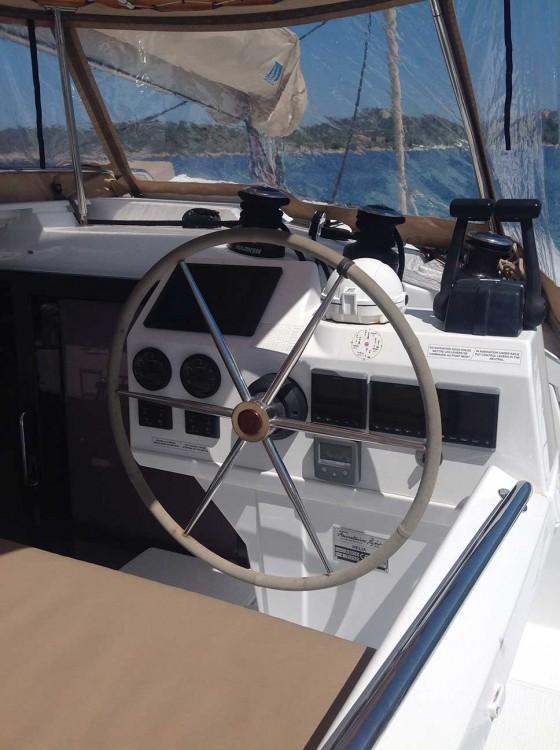 Boat rental  cheap Helia 44