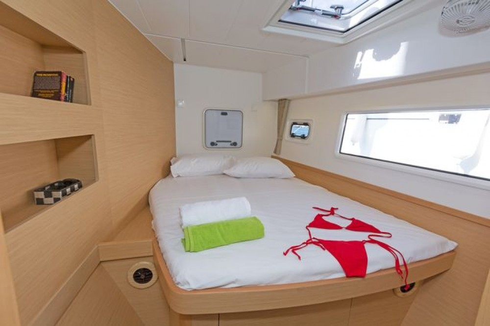 Hire Catamaran with or without skipper Lagoon Catamaran Peloponnese, West Greece and Ionian Sea