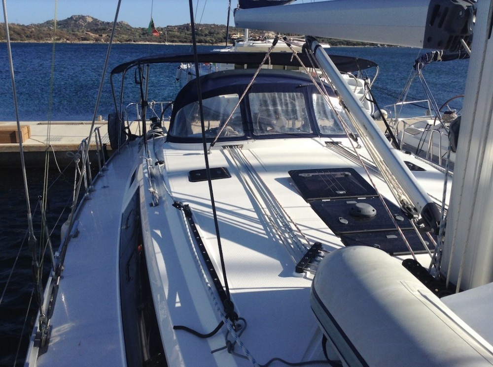 Bavaria Bavaria Cruiser 46 between personal and professional Sardinia