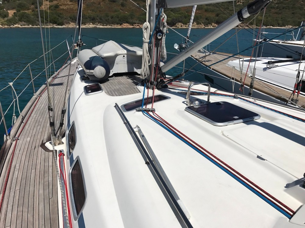 Bavaria Bavaria 46 Cruiser between personal and professional Olbia