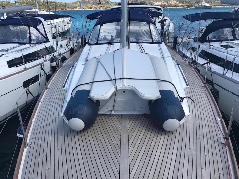 Rental yacht  - Jeanneau Oceanis 45 on SamBoat