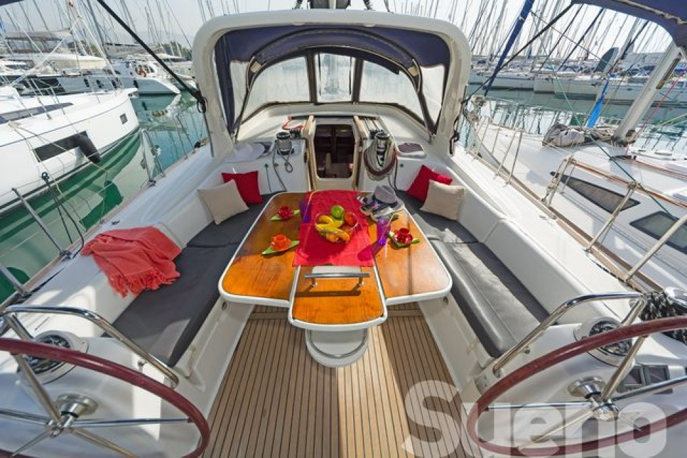 Rental yacht Athens -  Oceanis 50 on SamBoat