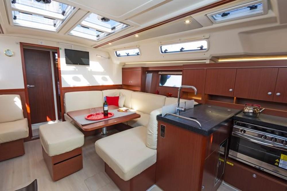 Boat rental Municipality of Kos cheap Hanse 455