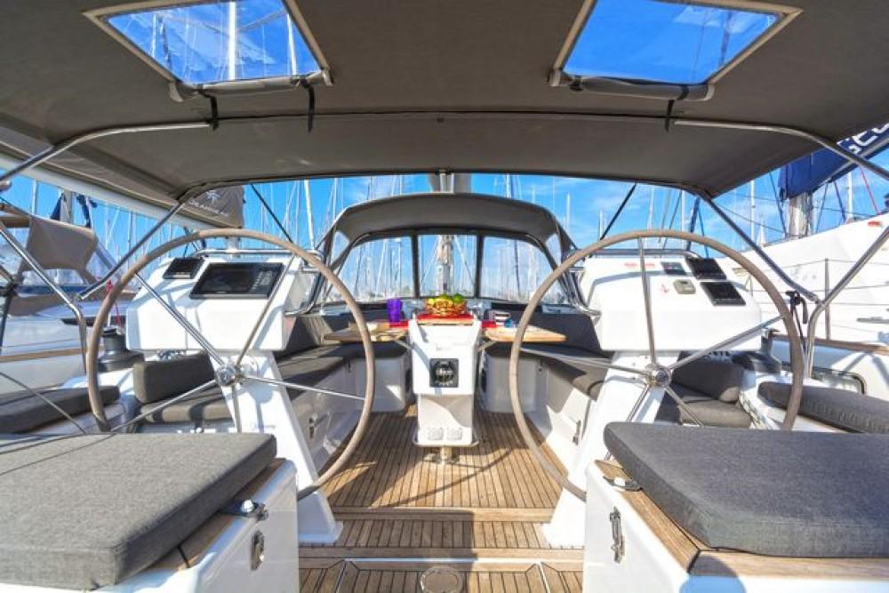 Rental yacht Municipality of Kos - Hanse Hanse 455 on SamBoat