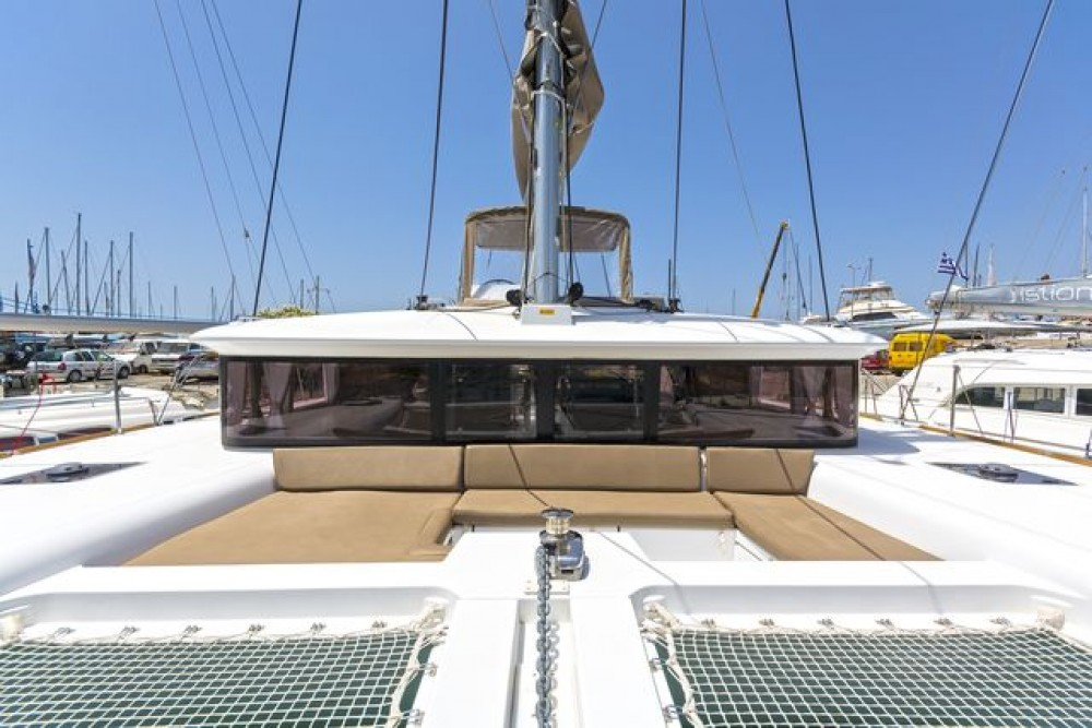 Rental yacht Aegean -  Lagoon 450 on SamBoat