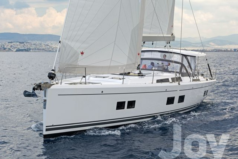 Rental yacht Peloponnese, Western Greece and the Ionian -  Hanse 548 on SamBoat