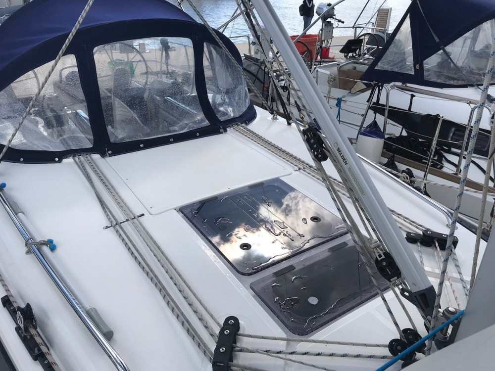 Hire Sailboat with or without skipper Bavaria Sardinia