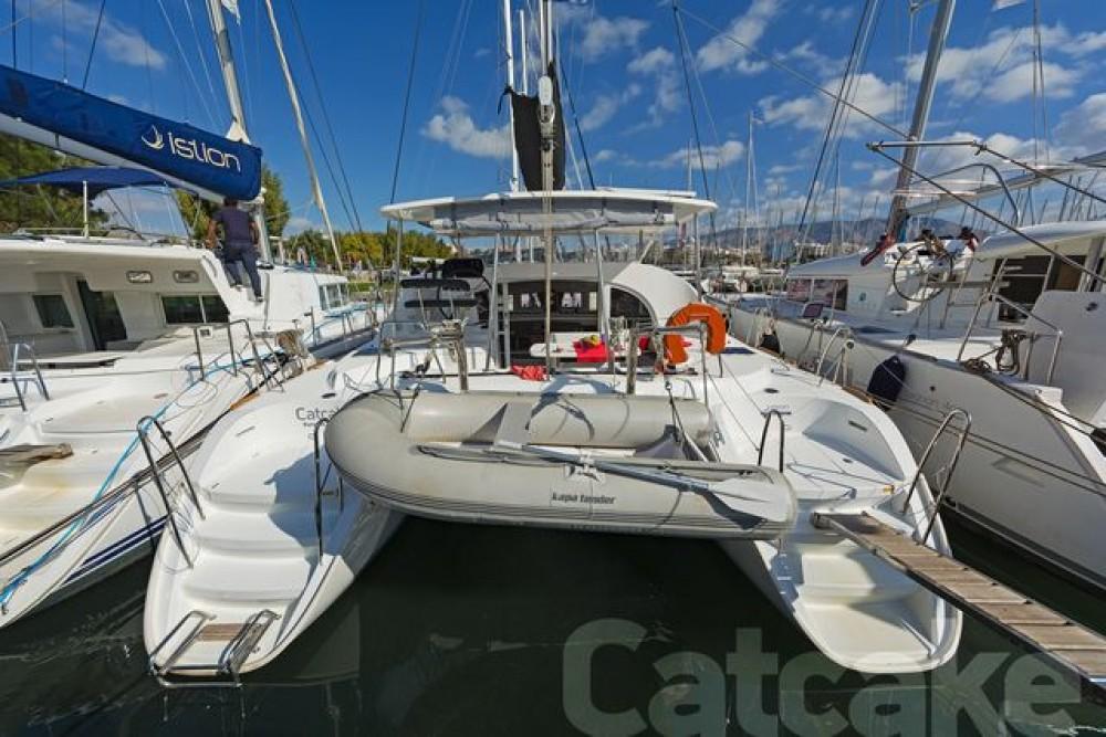 Rental yacht Athens - Lagoon Lagoon 380 on SamBoat