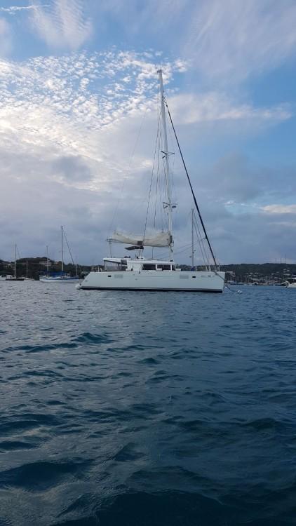 Boat rental Sardinia cheap Lagoon 450