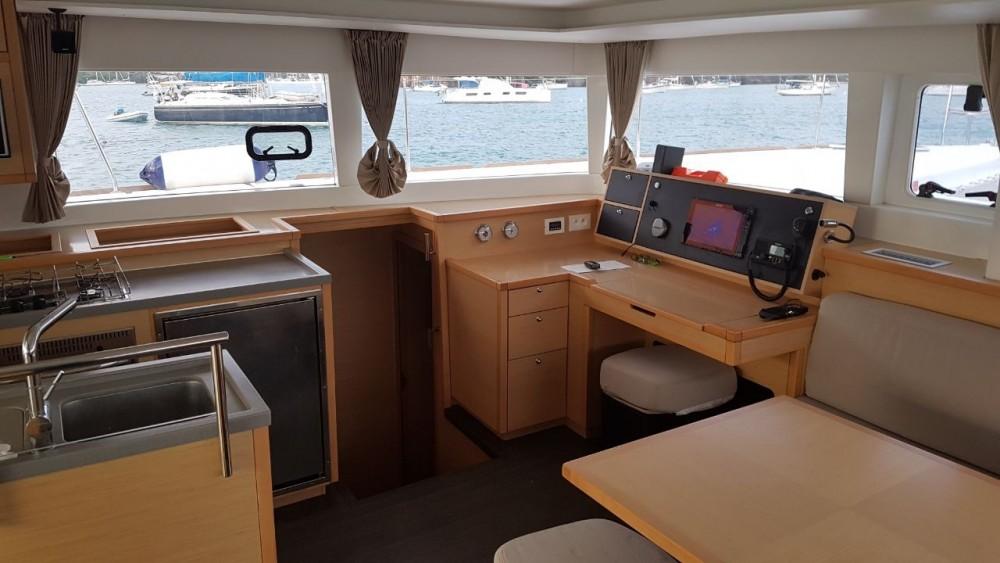 Rental yacht Sardinia - Lagoon Lagoon 450 on SamBoat