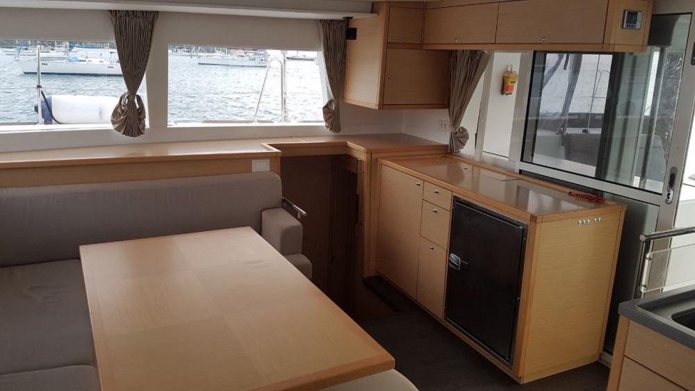 Rental Catamaran in Sardinia - Lagoon Lagoon 450