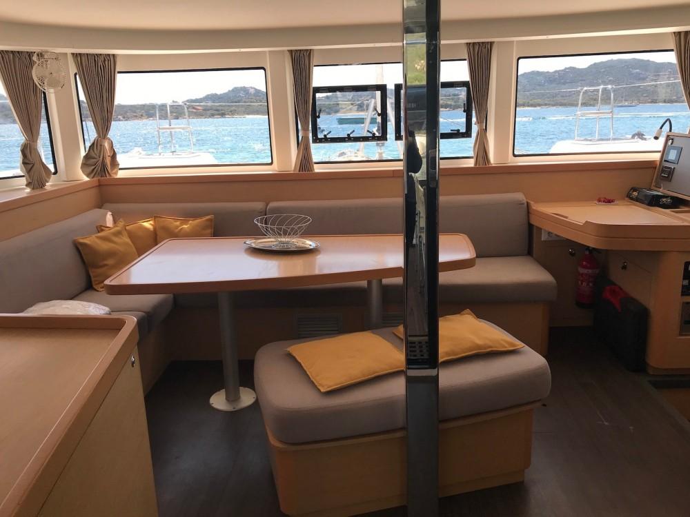 Rental Catamaran in Sardinia - Lagoon Lagoon 42
