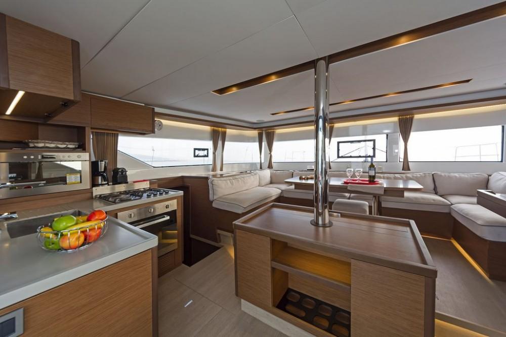 Rental yacht Athens - Lagoon Lagoon 50 on SamBoat