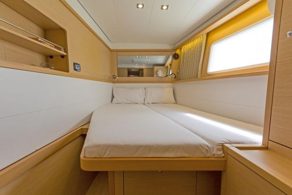 Rental yacht Laurium -  Lagoon 450 on SamBoat