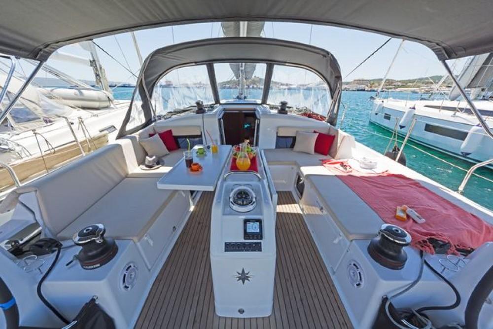 Boat rental  Sun Odyssey 490 in Aegean on Samboat