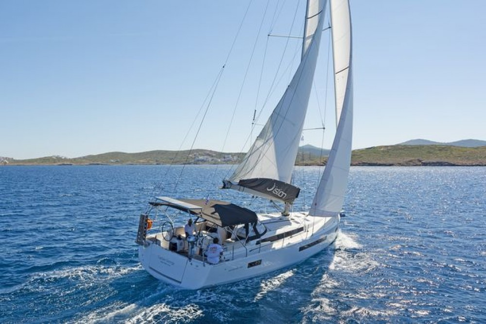 Hire Sailboat with or without skipper  Rhodes