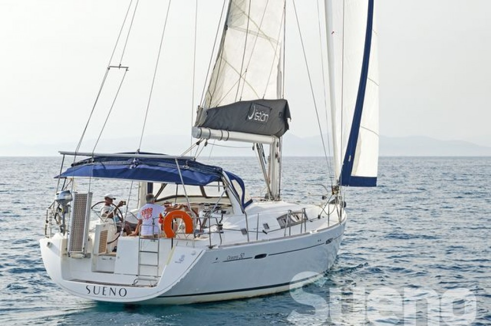 Rent a  Oceanis 50 Athens