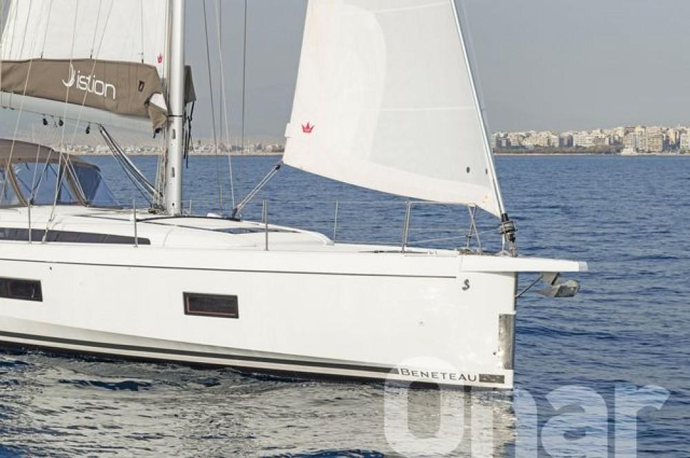 Boat rental Municipality of Kos cheap Oceanis 51.1