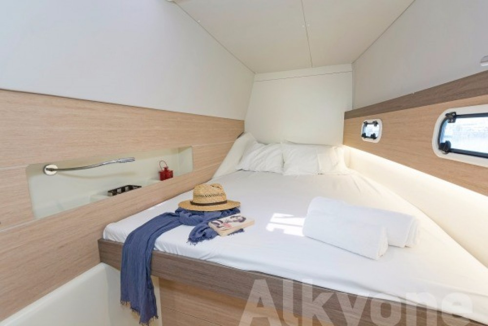 Rental Catamaran in Athens - Bali Catamarans Bali 4.0