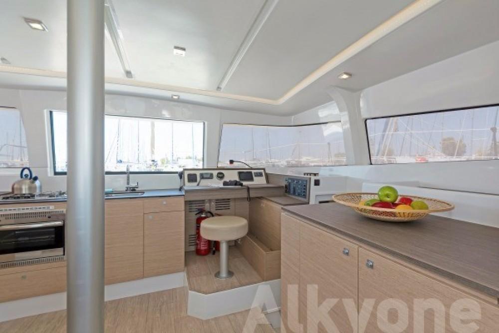 Rental yacht Athens - Bali Catamarans Bali 4.0 on SamBoat