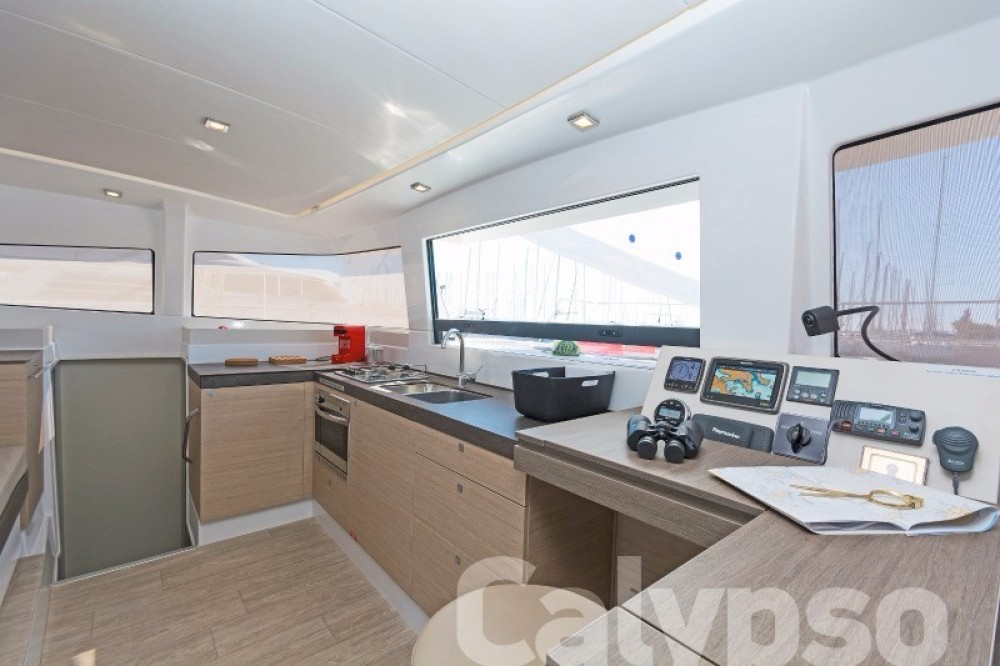 Hire Catamaran with or without skipper Bali Catamarans Athens