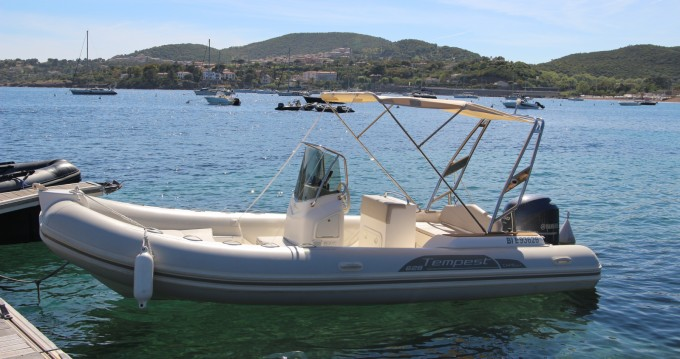 RIB for rent Agay at the best price