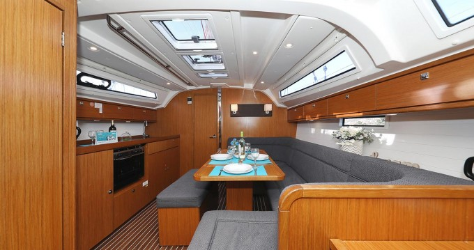 Bavaria Cruiser 41 between personal and professional
