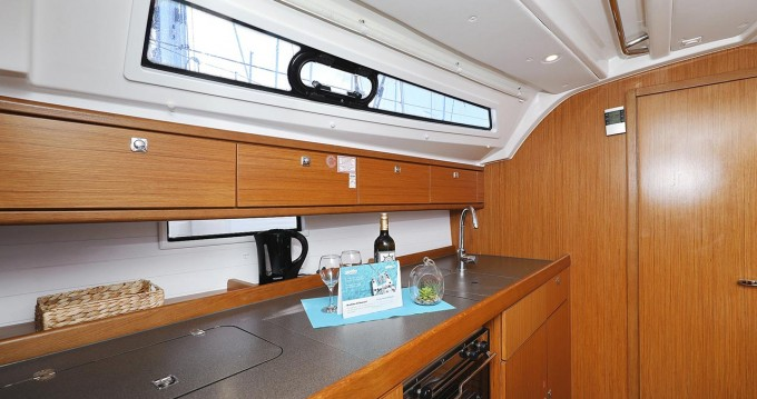 Rental Sailboat in  - Bavaria Cruiser 41