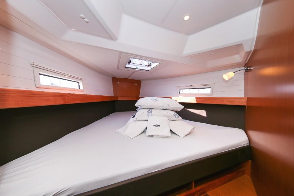 Rental Sailboat in Croatia - Bavaria Cruiser 41 S