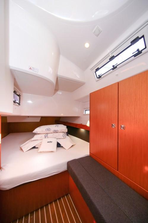 Boat rental Bavaria Cruiser 41 S in Croatia on Samboat