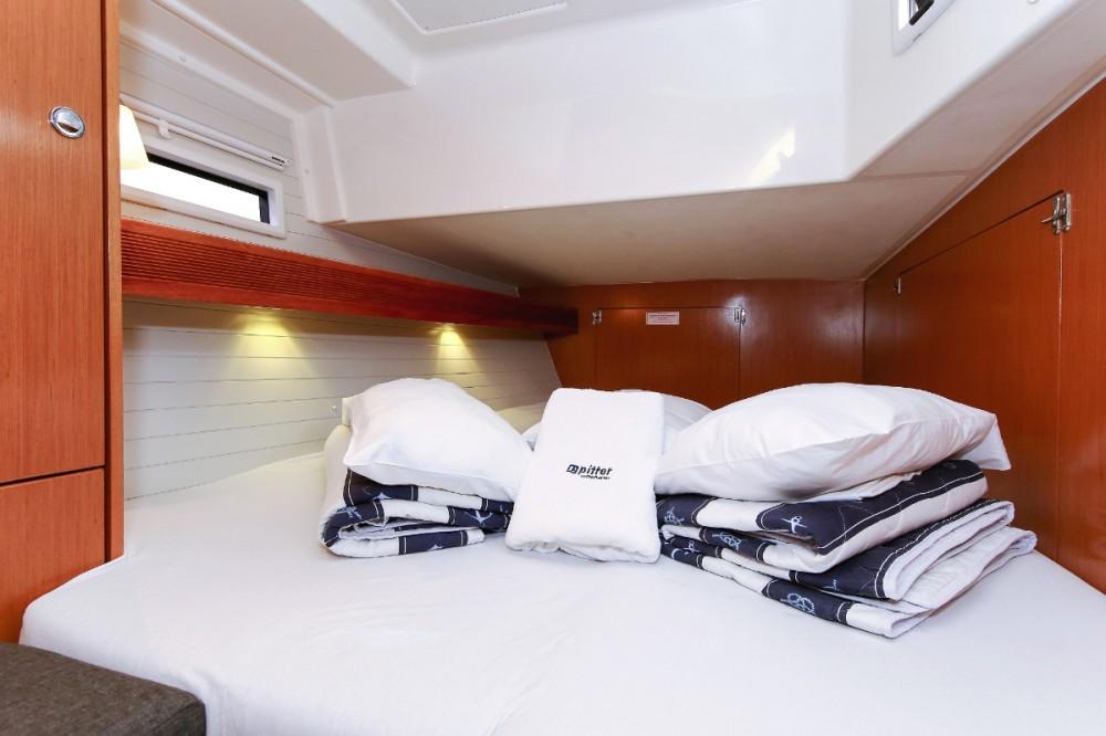 Rent a Bavaria Cruiser 45 Grad Pula