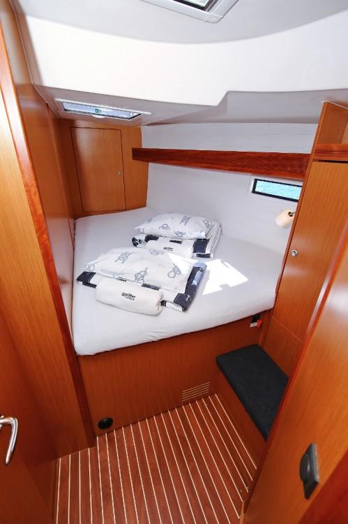 Bavaria Cruiser 45 between personal and professional Grad Pula