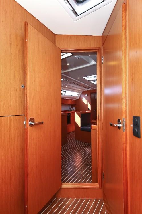 Bavaria Cruiser 46 between personal and professional Croatia