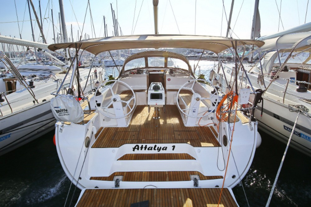Rental yacht Croatia - Bavaria Cruiser 46 on SamBoat