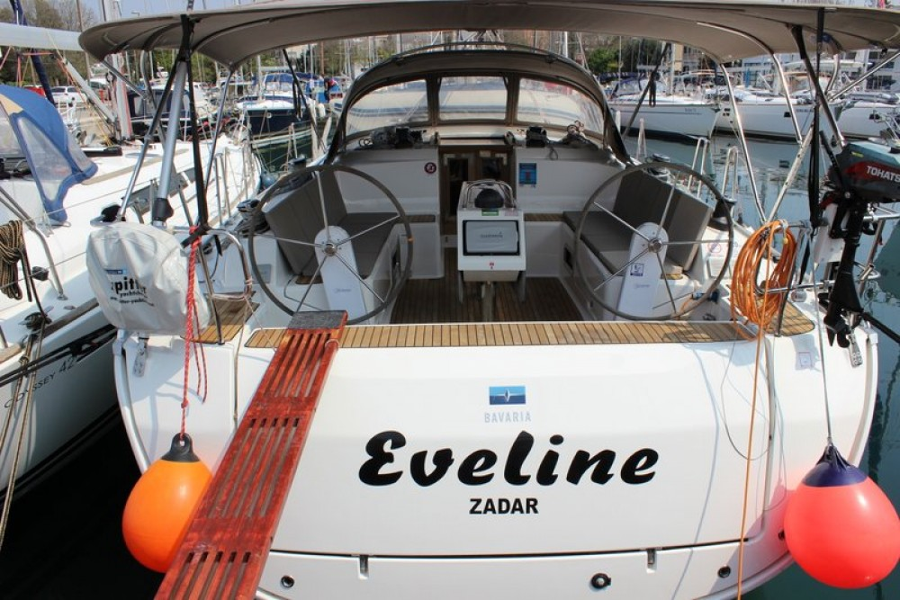 Rental Sailboat in Jezera - Bavaria Cruiser 46